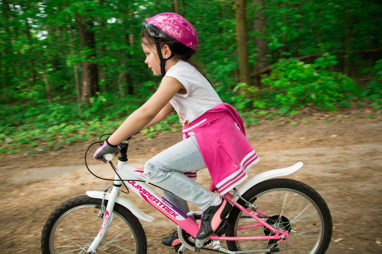 Schudłam jeżdżąc na rowerze