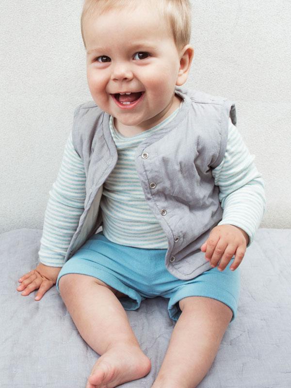 Baby Quilt Vest